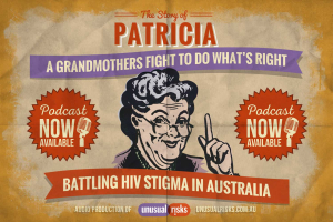 The story of Ms Patricia Kennedy OAM is now available as a 4 part radio series hosted on Soundcloud